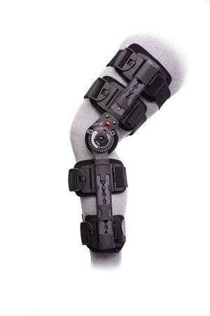 X-ROM POST-OP KNEE BRACE